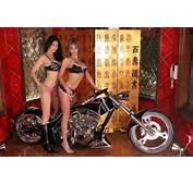 Sexy Bikers Harley Davidson Tera Patrick &amp Maria Bach Hot Underwears