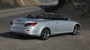 Lexus Convertible 2012 2012 Lexus Is Convertible Picture 413319 Car Review
