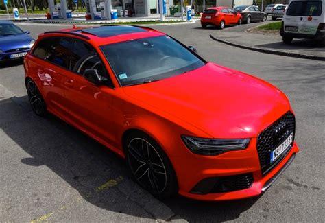 Audi Rs6 Rot by Spotlight Audi Rs6 Avant