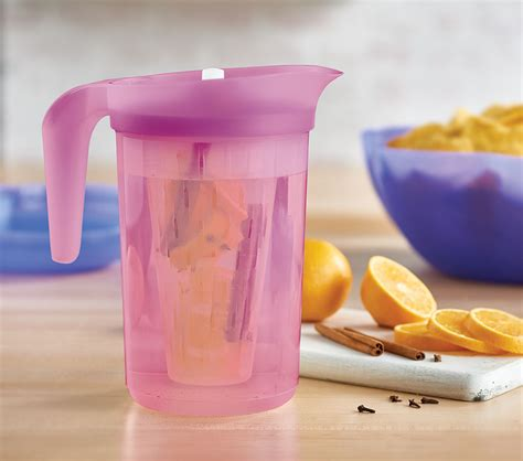 Botol Infused Water Tupperware fall tastic flavored water fresh tupperware