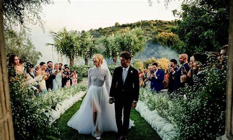 Best celebrity weddings of 2018   see all the wedding