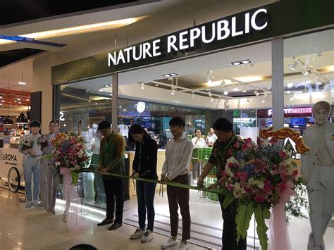 Harga Nature Republic Di Mall Kokas gerai kosmetik asal korea nature republic kini hadir di