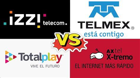 por que telmex es mejor que izzi youtube comparativa de internet izzi vs telmex vs totalplay vs