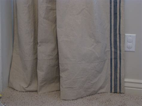 drop cloth curtains tutorial lavender and pumpkins drop cloth curtain tutorial