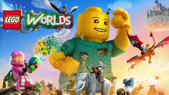 lego worlds ps4 xbox one nintendo switch codes tips guide unofficial books lego worlds review building on childhood memories