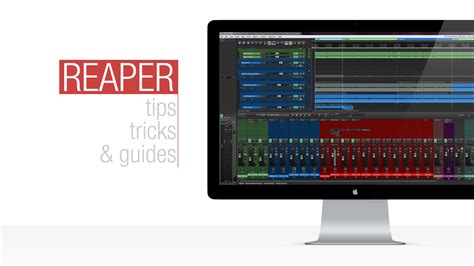 youtube tutorial reaper reaper tutorial the basics of gain staging youtube