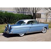 1954 Ford Crestline Victoria Hardtop  Auto Collectors Garage
