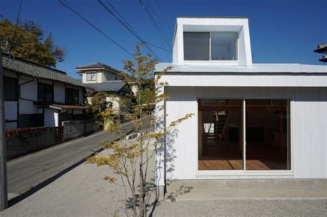 minimal home minimal house in japan with a huge dormer your no 1
