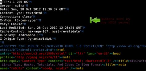 tutorial gzip linux unix linux wget save the http headers command nixcraft