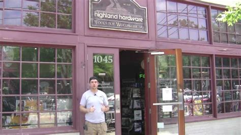 highland woodworking store  youtube
