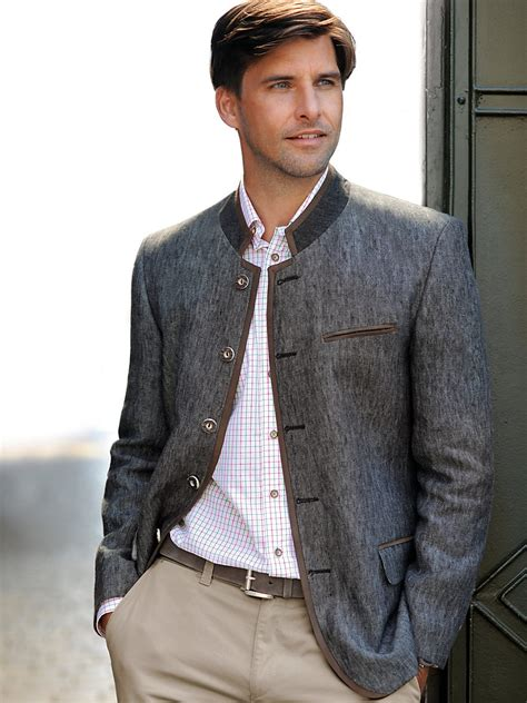 country style jacket hammerschmid country style jacket anthracite