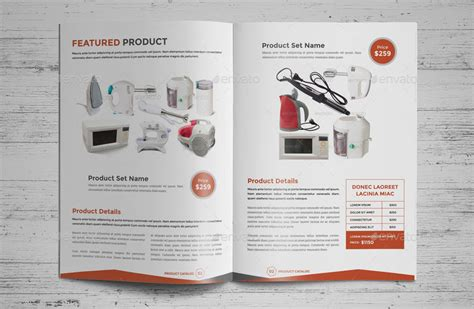 product catalog template indesign product promotion catalog indesign template by jbn comilla