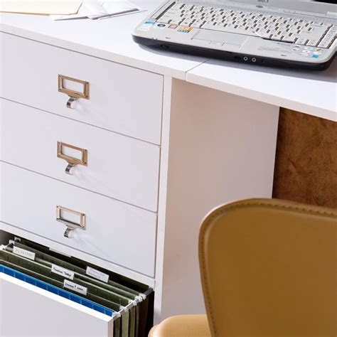 white craft desk w leafs writing desks space saver