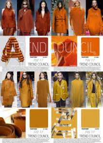 color trends 2017 fashion trends trend council color fw 2017 fashion