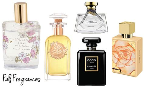 10 Sexiest New Scents For This Fall by Fall Fragrances