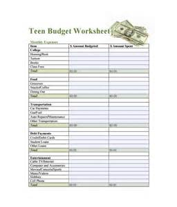 budget spreadsheet template 3 free excel documents