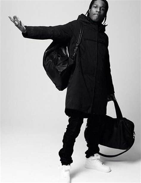 Asap Rocky Wardrobe by Asap Rocky Fashion 2014 Www Pixshark Images