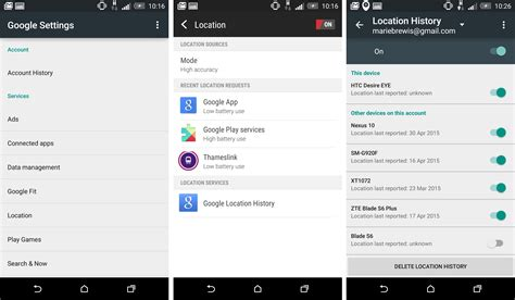 android device location history how to find my phone track a lost android iphone or windows phone pc advisor