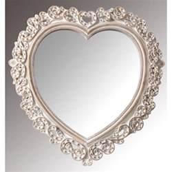 mirror shapes corrector makeup heart shape mirrors