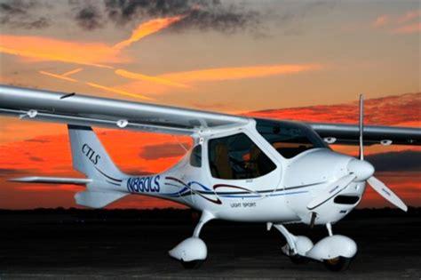 ct light sport aircraft flight design ctls