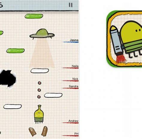 doodle jump zum downloaden spiele apps die beliebtesten iphone welt