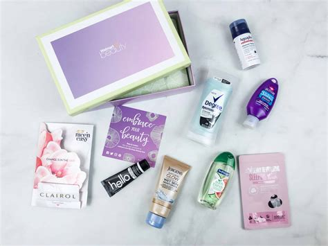 walmart beauty box subscription review spring 2015 my walmart beauty box spring 2018 review classic box
