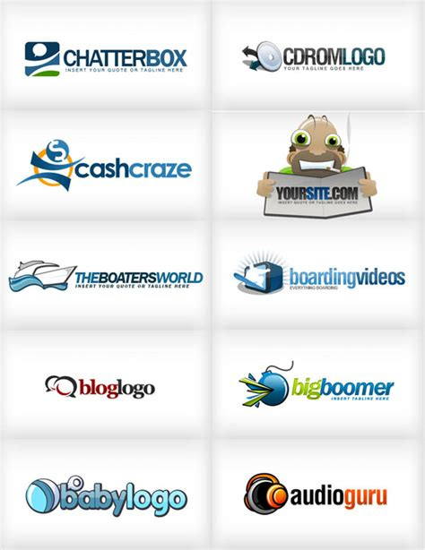 free logo design in psd 10 free psd logo templates photoshop images photoshop