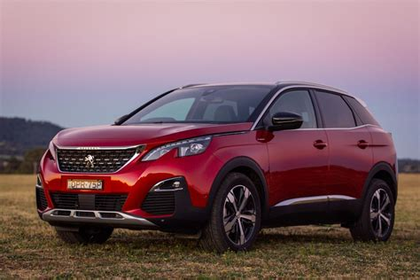 peugeot range australia peugeot 3008 range reviews overview goauto