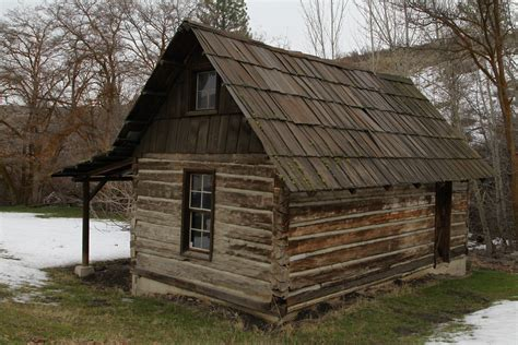 Hewn Log Cabin by 301 Moved Permanently