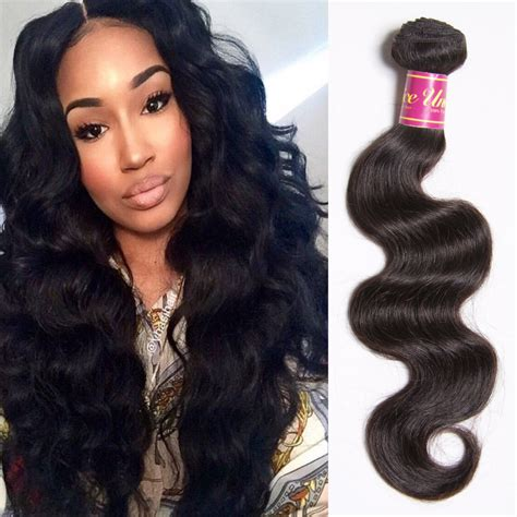 brazilian body wave weave styles 7a unprocessed brazilian virgin hair body wave 8 30inch