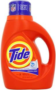 tide laundry detergent he 50 oz pack of 2 just 9 88