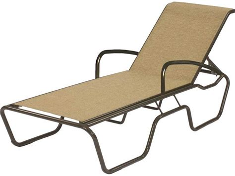 Sling Chaise Lounge Suncoast Sanibel Sling Cast Aluminum Chaise Lounge 1923