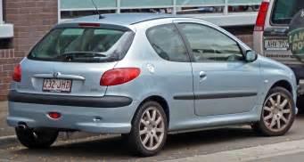 2001 Peugeot 206 Gti File 2001 2003 Peugeot 206 T1 Gti 3 Door Hatchback 02 Jpg