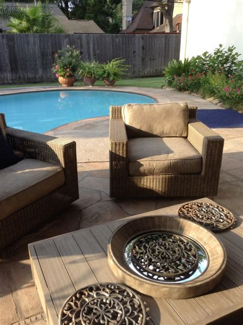 outdoor furniture transforms houston outdoor design