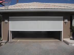 garage door screens sentinel retractable screens