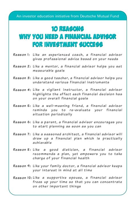 10 Reasons I Like Cataclysm by 10 Reasons Why You Need A Financial Advisor For Investment