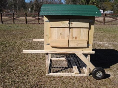 mobile chicken coop abby s mobile chicken coop chickens