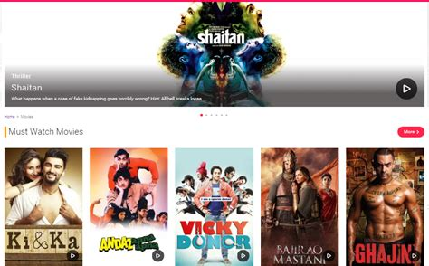 voot watch 6 free movie streaming sites legal to watch movies