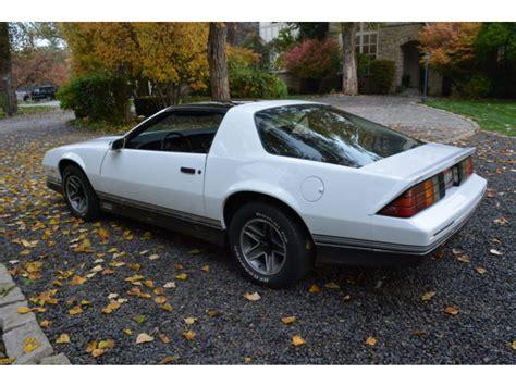 t tops for camaro 1985 chevrolet camaro z28 t top for sale