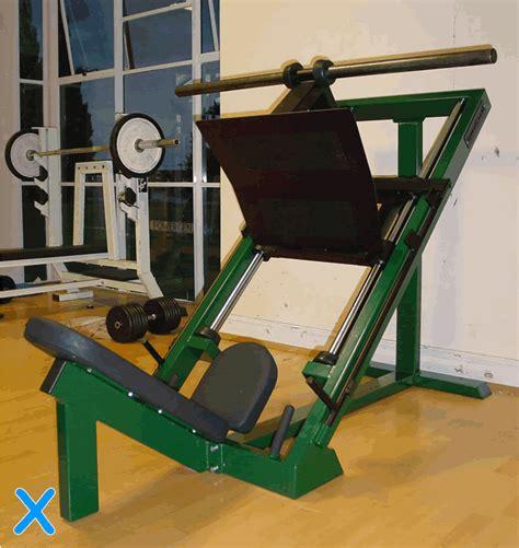 gr leg press