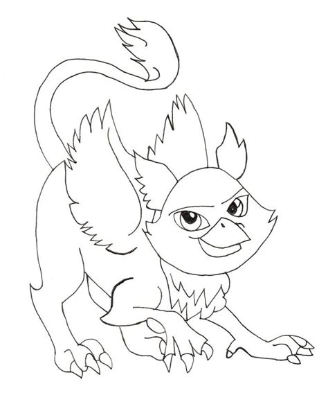 coloring pages monster high pets monster pet rochelle goyle coloring pages monster high