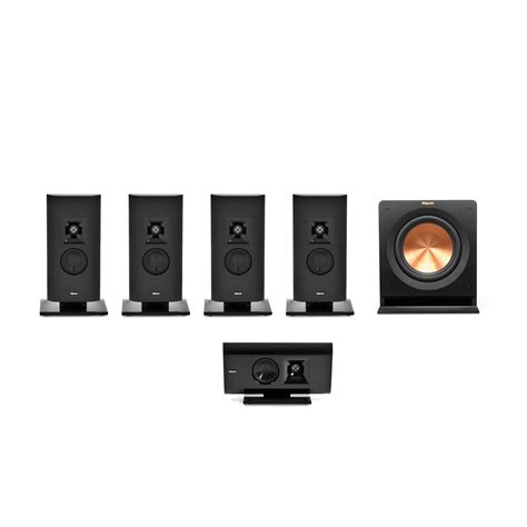 home theater systems surround sound system klipsch