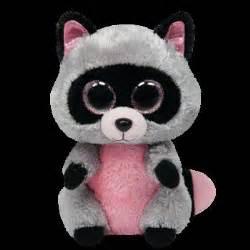 rocco raccoon beanie boos