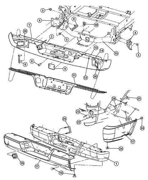 dodge truck parts diagram 2004 dodge ram parts diagram 2004 free engine image for