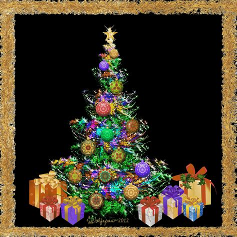 blinking christmas tree lights christmas tree animated gifs