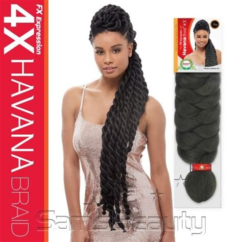 Femi Collection Havana Braid | femi collection synthetic hair braids fx expression havana