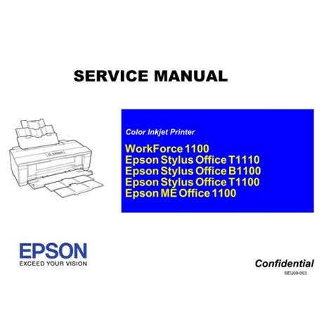 reset epson t1100 manual epson stylus office t1110 b1100 t1100 service manual