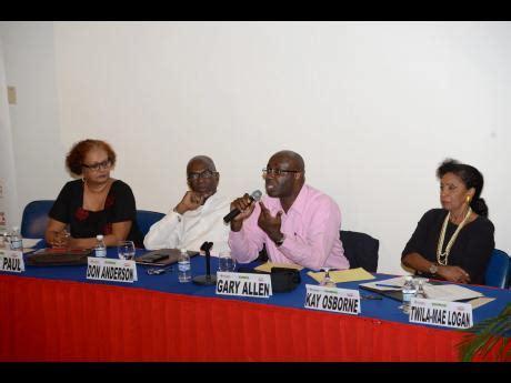 sunday gleaner jamaica career section gleaner rjr merger good for jamaica lead stories