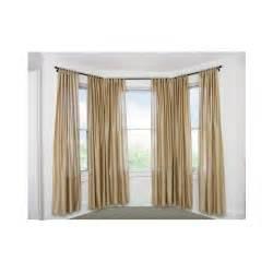 Bay Window Curtain Rod » Home Design 2017