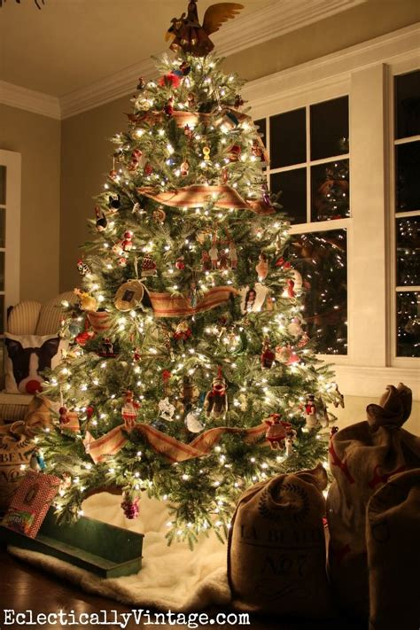 family christmas tree perfectly imperfect